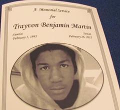 Video Pictures Memorial Service For Trayvon Benjamin Martin Rocky