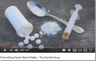 5 Horrying Facts About Flakka: The Zombie Drug – We Don't Need This